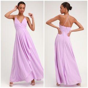 NWOT Lulus Love Forever Dress